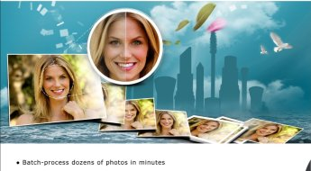 Portrait Plus from ArcSoft packs powerful facial retouching tools into a user-friendly program.