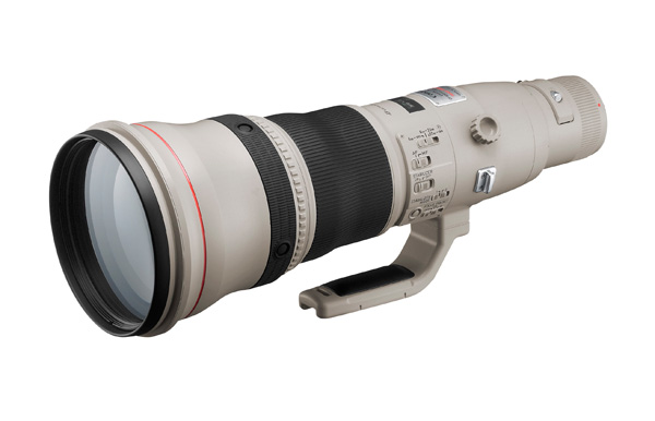 Canon 800mm lens