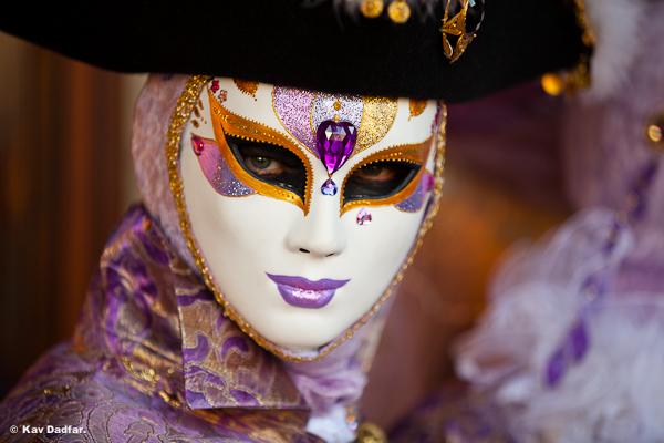Kav Dadfar-Photographing an Event-Venice-1
