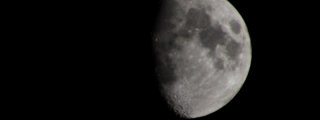 moon, moon photography, gibbous moon, how to