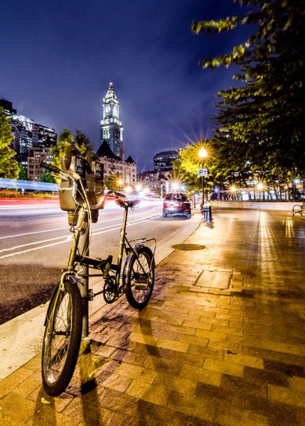Walking-the-city