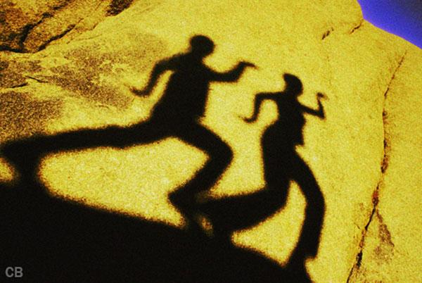 Egyptian shadow