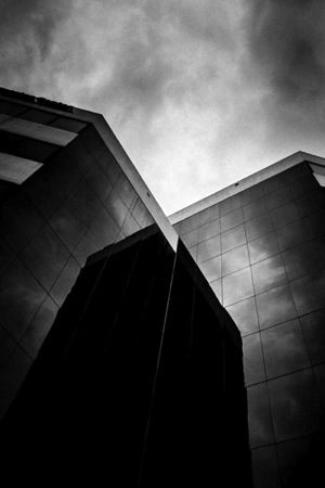 Building black white