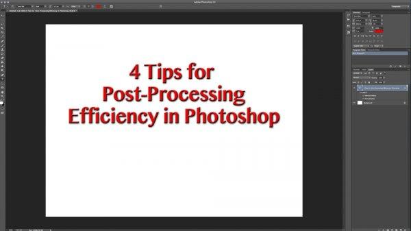 post-processing-photoshop