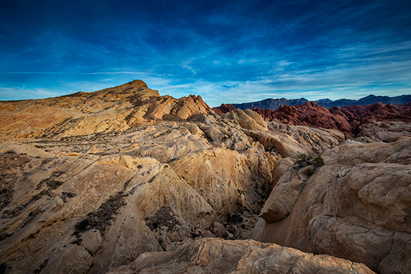 Fire Canyon. EOS 5D Mark III with EF 16-35mm f/2.8L II. 1/5, f/16, ISO 100.