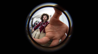 lensbaby circular fisheye fro knows photo