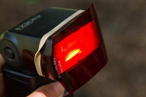 Flash redgel rubberband 600