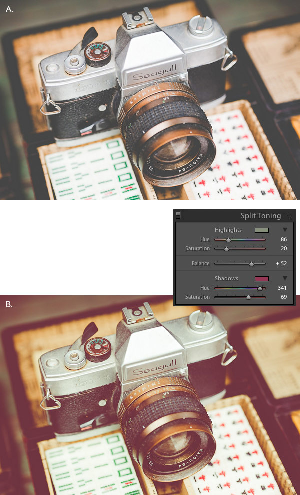 how to use a mask in lightroom with preset