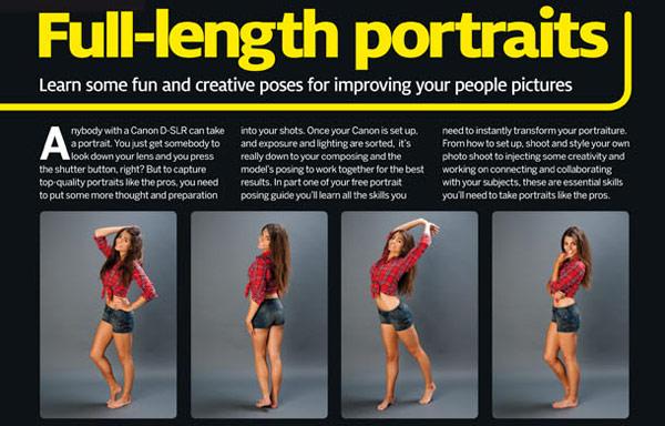 25 Portrait Ideas