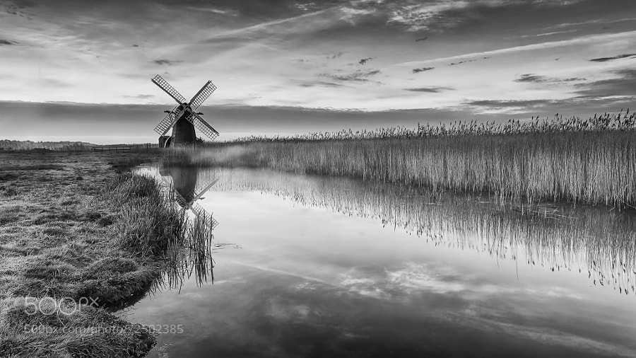 Photograph Herringfleet by George Johnson on 500px