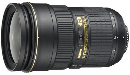 The Nikon 24-70mm F2.8 Lens