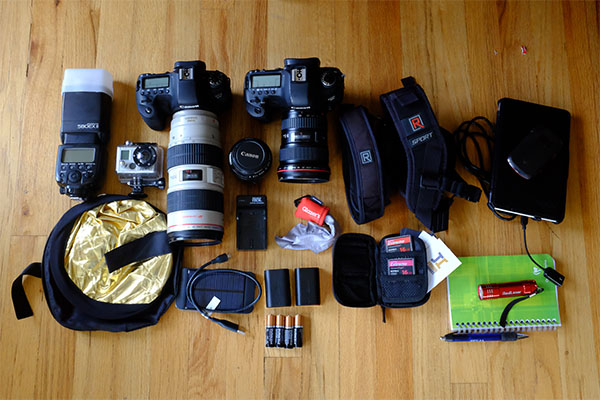 How to buy used photography gear