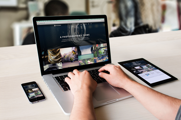 Give Your Photographs The Stage They Deserve - Make Sure Your Website is Mobile Ready