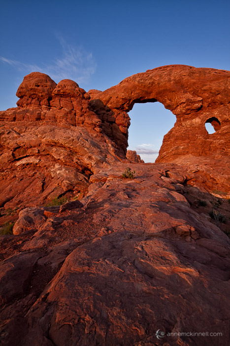 Sunset Arches