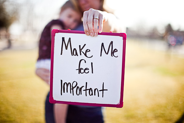 Image result for make me feel important