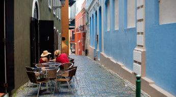 Emotion in San Juan