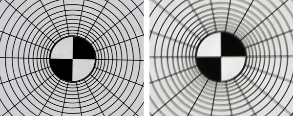 The image on the left was created with a three shot multiple exposure set with a  1/2 second exposure on each. The fairly sharp image indicates that this tripod is up to the task. The image on the right was created with the same setting as the one on the left with another tripod, if you preview looks like this your tripod is not doing its job.