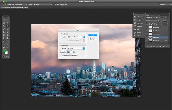 5 basic photoshop tools for photographers