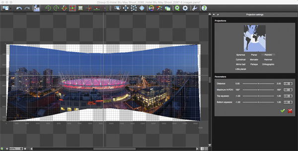 Review Of Autopano Giga Image Stitching Software