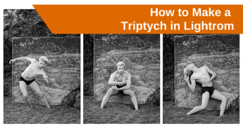 Making a Triptych in Lightroom