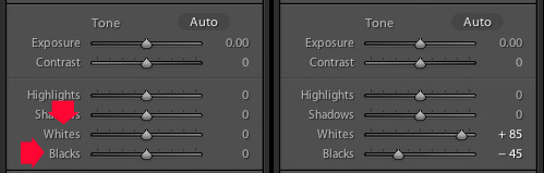 how to create shortcut in lightroom