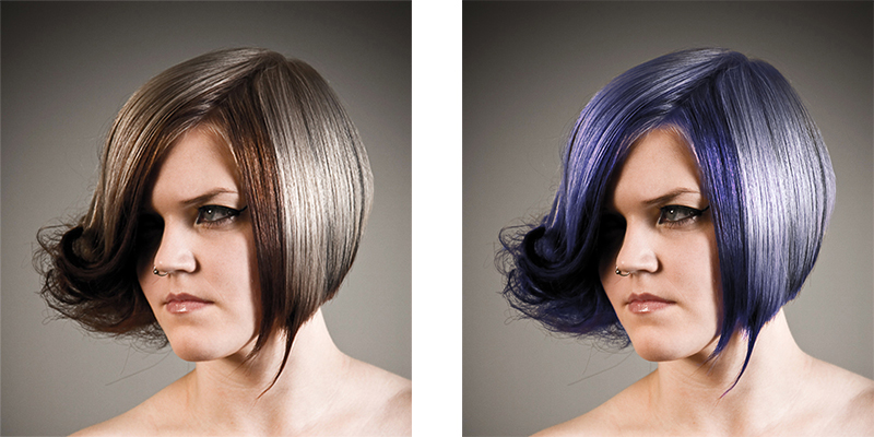 Steps To Easily And Realistically Change Hair Color In Photoshop