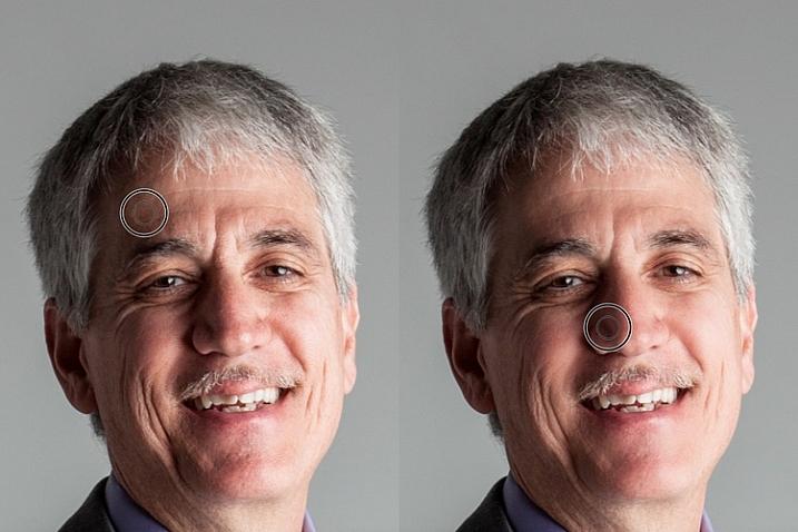 portrait retouching techniques