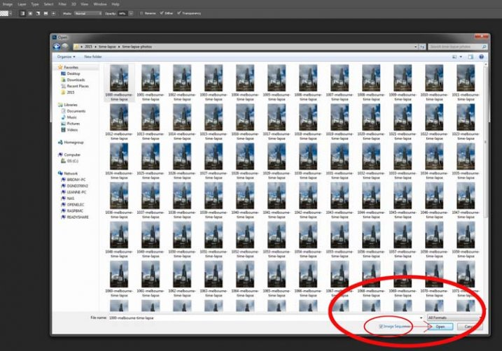 how to change frame per second on photoshop cc