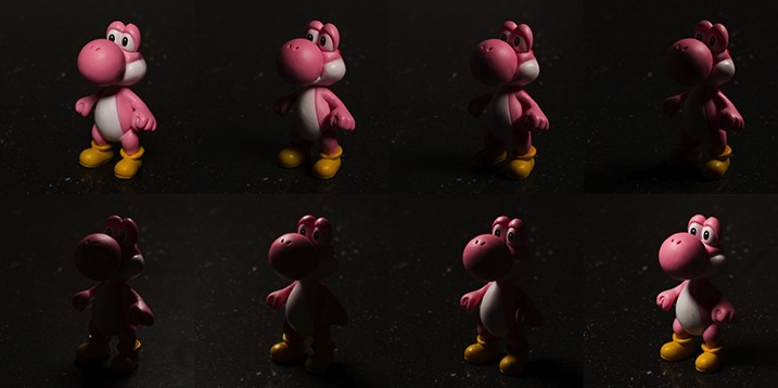 Learn lighting with toys yoshi 2795