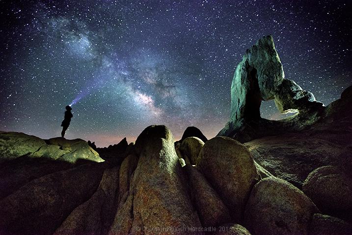 Milky Way Photography Tutorial - Alabama Hills, Gavin Hardcastle
