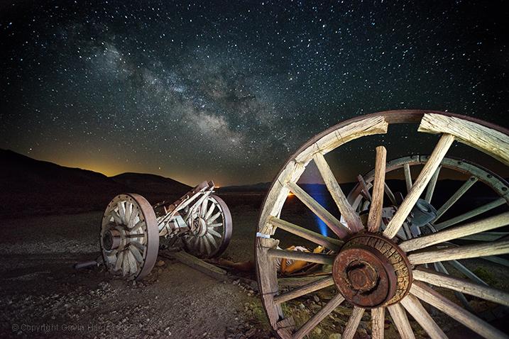 Milky Way Photography Tutorial - Death Valley