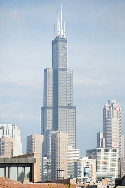 Memorable Jaunts Urban Photography Article for Digital Photography School Willis Tower Image Downtown Chicago