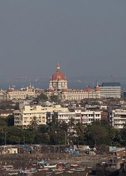 Memorable Jaunts Urban Photography Article for Digital Photography School Taj Hotel Mumbai Photo