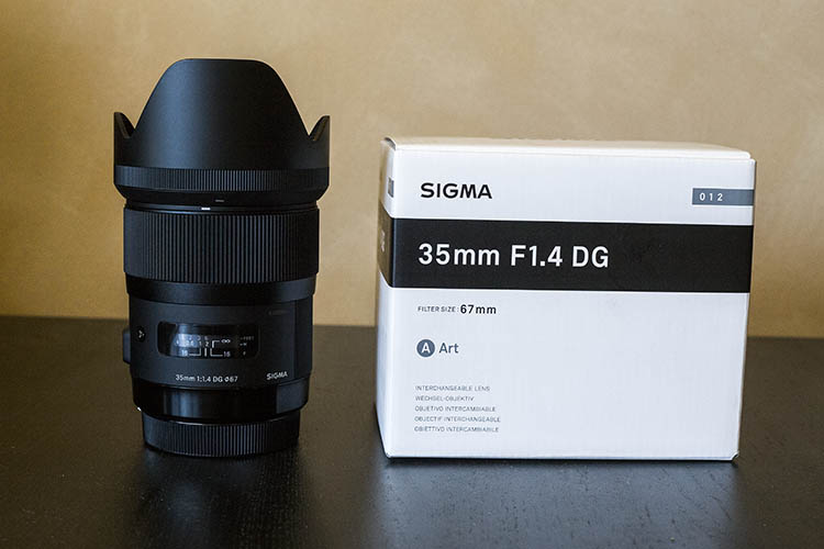 Sigma 35mm F 1 4 Art Lens Review