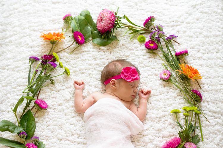 3 Newborn Posing Setups Anyone Can Master