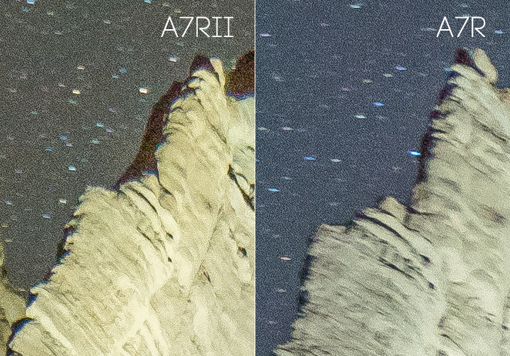 The Sony A7RII for astrophotography