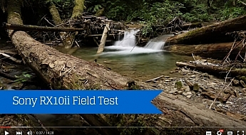 Sony RX10ii Field Test