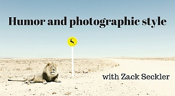Zack Seckler interview humor and style