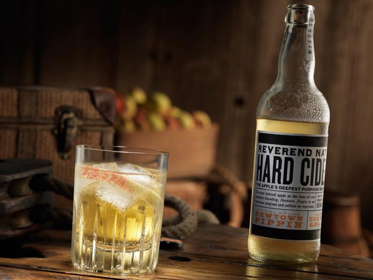 Reverend nats hard cider soft light example studio 3