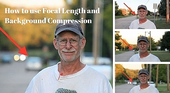 How to use Focal Length and Background Compression