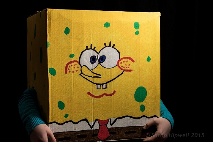 Sponge-Bob-costume
