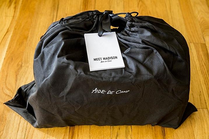 fashionable camera bag