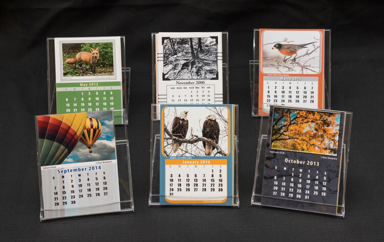 Desk Calendar Design Your Own : How to create your own desktop calendar