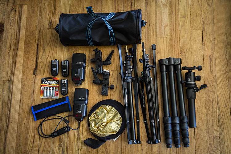 & How to Build the Best On-Location Photography Lighting Kit azcodes.com