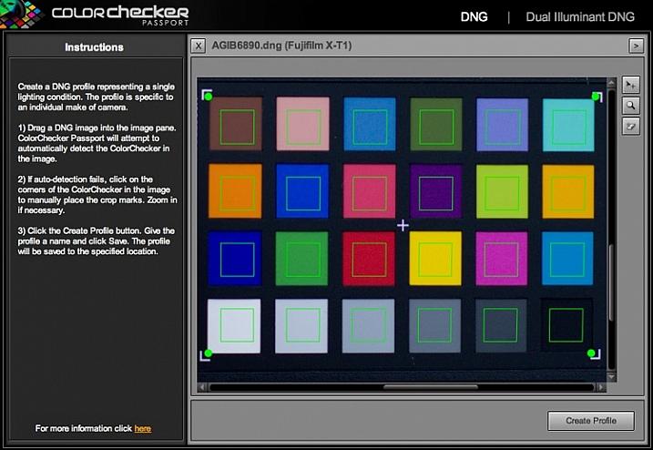 ColorChecker Passport & Lightroom