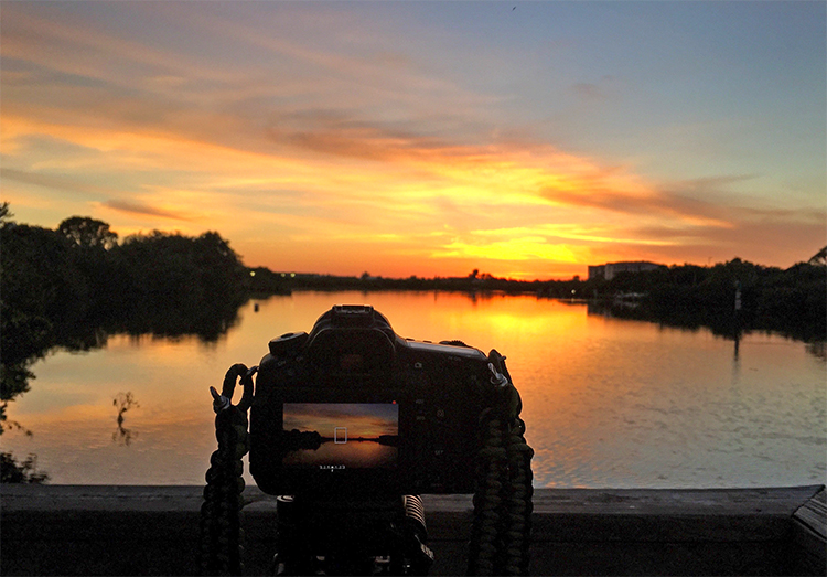 Steps To Great Long Exposure Landscape Photography - Long exposure photographs capture entire day sunrise sunset