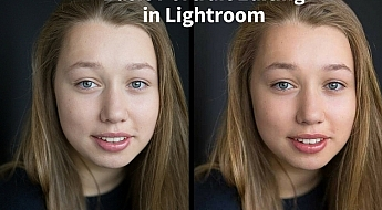 Portrait Editing in Lightroom Featured