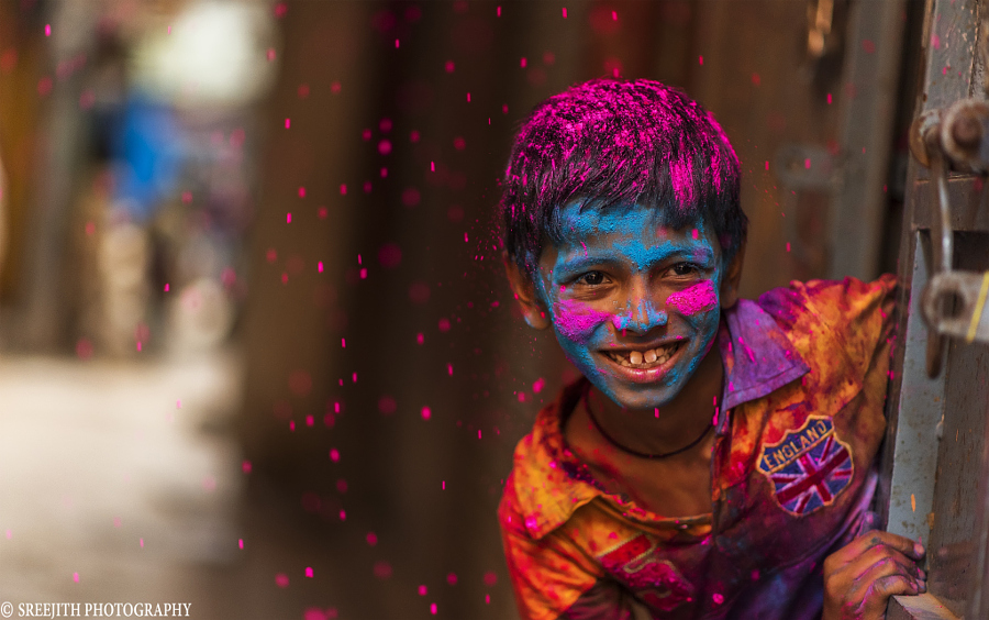 A Colourful Collection Of Images From The Holi Festival