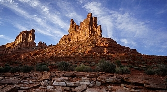 Valley of the Gods, Utah by Anne McKinnell