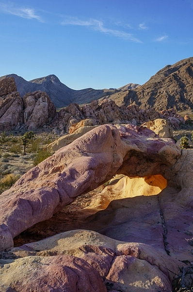 Whitney Pockets, Nevada by Anne McKinnell